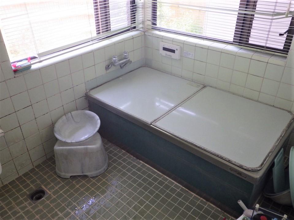 お風呂のカビ
