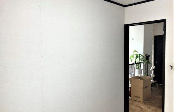子供部屋仕切り壁