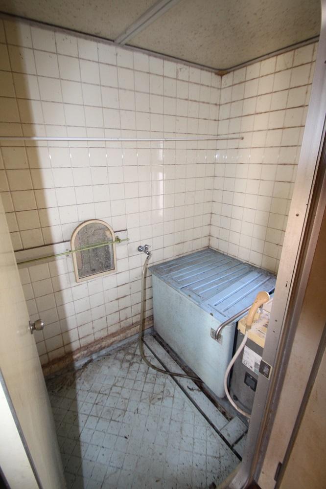村上団地浴室