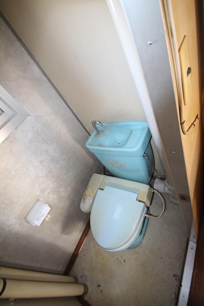 村上団地トイレ