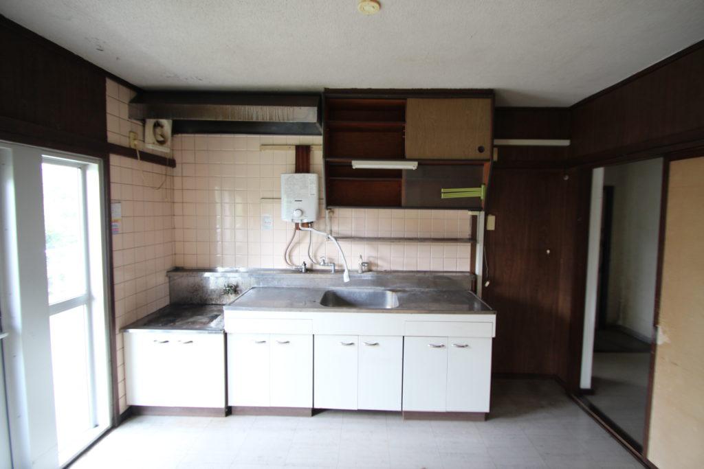 高津団地キッチン