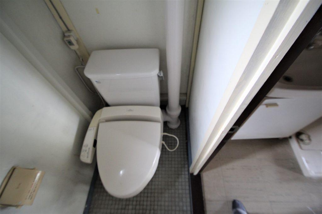 高津団地トイレ